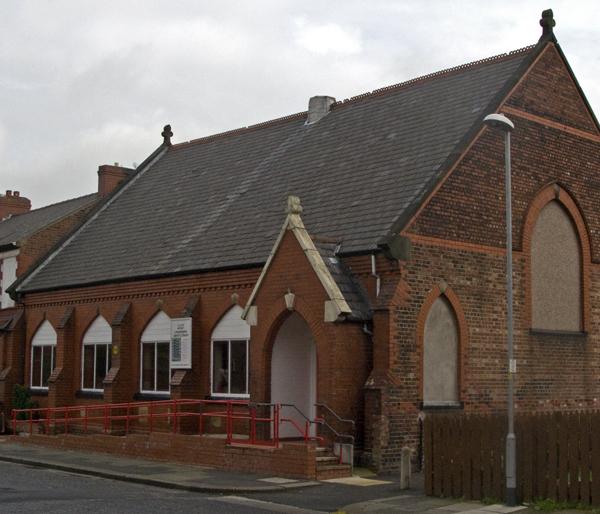 Levenshulme Baptist Church